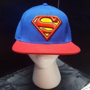 DC Comics Superman Snapback Hat